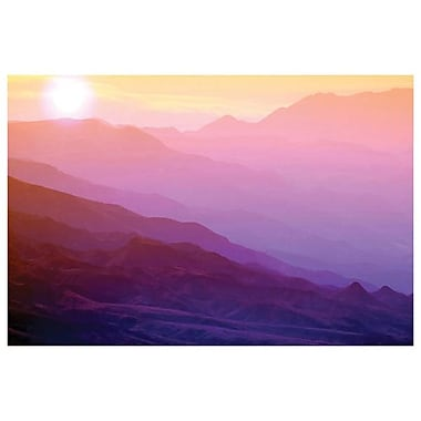 Death Valley Sunrise de Davis, toile, 24 x 36 po