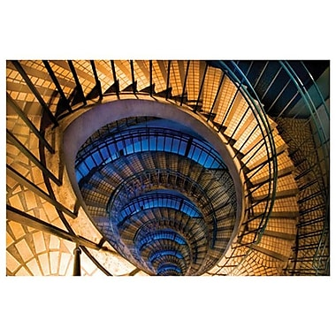 Endless Stair de Davis, toile, 24 x 36 po