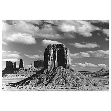 Monument Valley I- Arizona, Stretched Canvas, 24