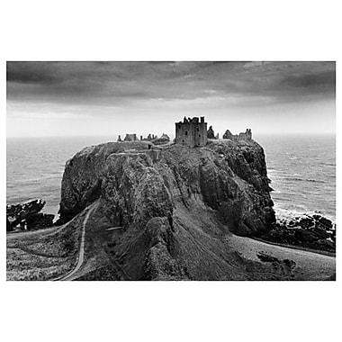 Dunnottar Castle- Scotland, Stretched Canvas, 24