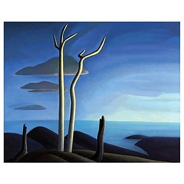Harris Lake Superior by Harris, Canvas, 24