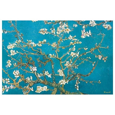 Almond Branches 2 by Van Gogh, Canvas, 24