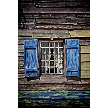 Schoolhouse de Nelson, toile, 24 x 36 po