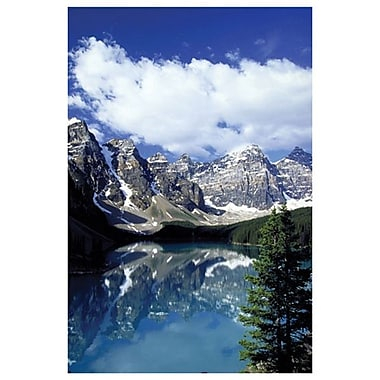 Moraine Lake I - Banff, Stretched Canvas, 24