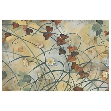 Grape Vine by Montillio, Canvas, 24