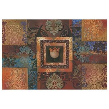 Patterns de Montillio, toile, 24 x 36 po
