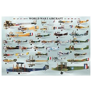 World War I Aircraft II, Stretched Canvas, 24