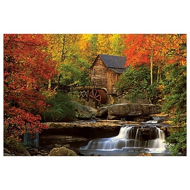 The Old Mill, Stretched Canvas, 24