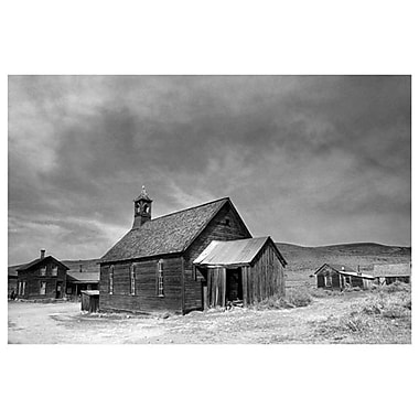 Bodie B&W by Laird, Canvas, 24