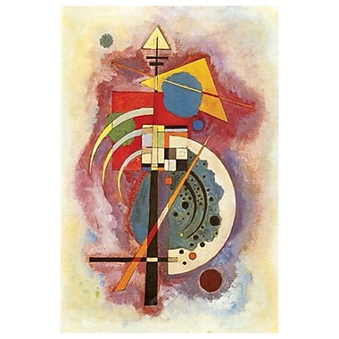 Homage to Grohmannby Kandinsky, Canvas, 24