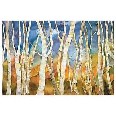 Birch Grove II by Pitts, Canvas, 24