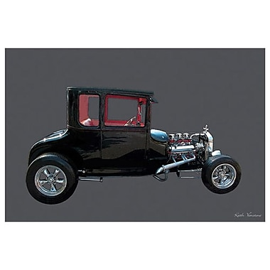 Custom Street Rod by Vanstone, Canvas, 24