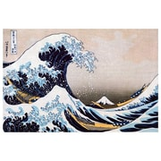 "Great Wave Kanagawa by Hokusai, Canvas, 24"" x 36"""
