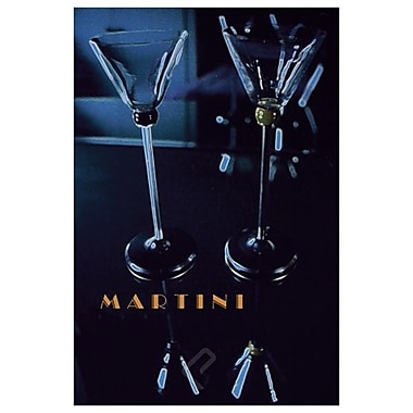 Martini 2 de Sutton, toile, 24 x 36 po