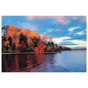 Fall Scene In Ohio 7 de Sellers, toile, 24 x 36 po