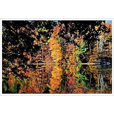 Fall Scene In Ohio 9 de Sellers, toile, 24 x 36 po