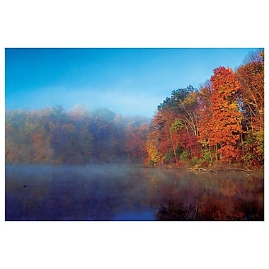 Fall Scene In Ohio 13 by Sellers, Canvas, 24