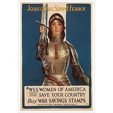 « Women Of America » par Coffin, toile, 24 x 36 po