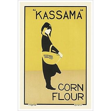 Farine Kassama de Beggarstaffs, toile, 24 x 36 po