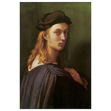 Portrait de Bindo Altoviti de Raphaël, toile, 24 x 36 po
