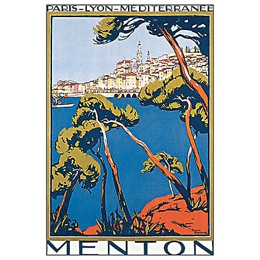 Menton by Broders, Canvas, 24