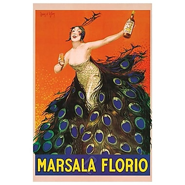 Marsala Florio (Jean d'Ylen), Stretched Canvas, 24