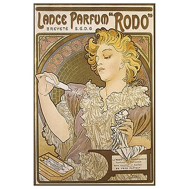 Lance Parfum RODO by Mucha, Canvas, 24