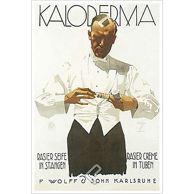 Kaloderma, Stretched Canvas, 24