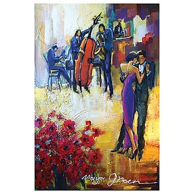 The Dance of Love de Green, toile, 24 x 36 po