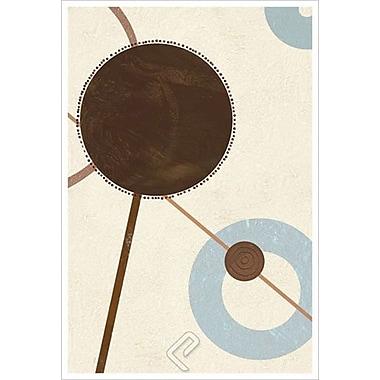 Sandy Impro No. 2 de Wassily, toile, 24 x 36 po