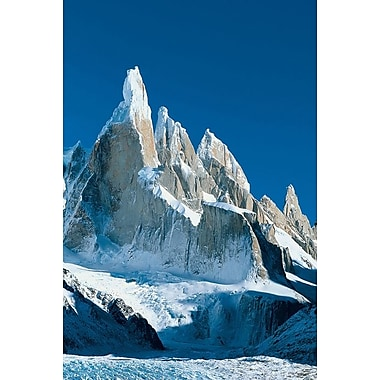 Patagonia - Torres del Paine, Stretched Canvas, 24