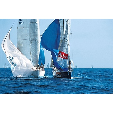 Sails Unfurled, Stretched Canvas, 24
