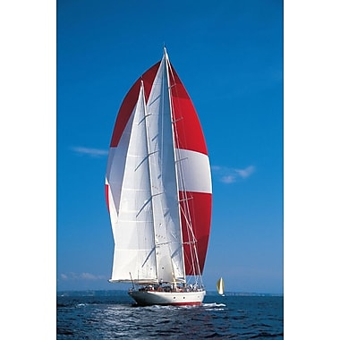 Under Full Sail, Stretched Canvas, 24