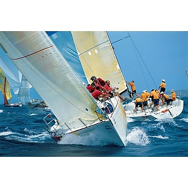 Sailing Away, Stretched Canvas, 24