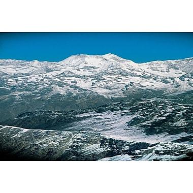 Melungtse Himalaya Nepal, Stretched Canvas, 24