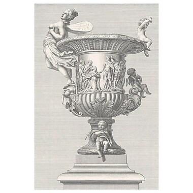 Vase de marbre II par Coradini, toile de 24 x 36 po