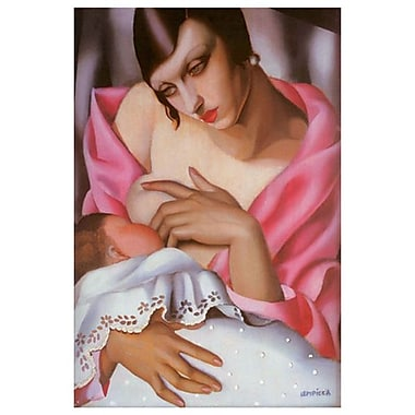 Maternite by Lempicka, Canvas, 24