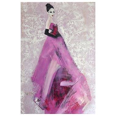 Vintage Dior by Greben, Canvas, 24