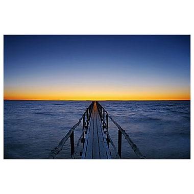 Lac Pier, Winnipeg par Grandmaison, 24 x 36 po