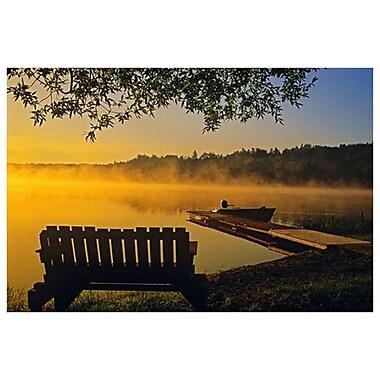 Tilton Lake by Grandmaison, Canvas, 24