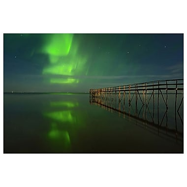 Northern Lights 3 by Grandmaison, Canvas, 24