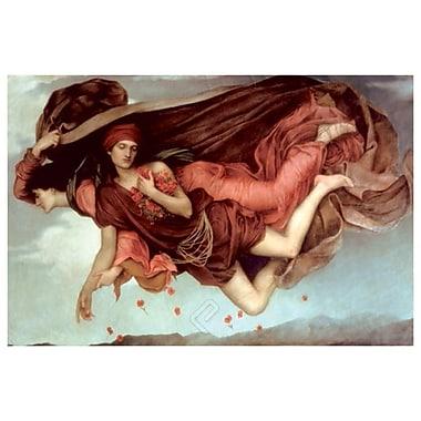 Le sommeil et la nuit de Morgan, toile de 24 x 36 po