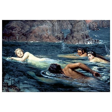 Race Mermaids Tritons by Collier, 24