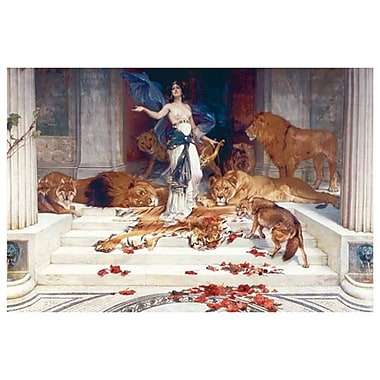 Circe by Barker, Canvas, 24
