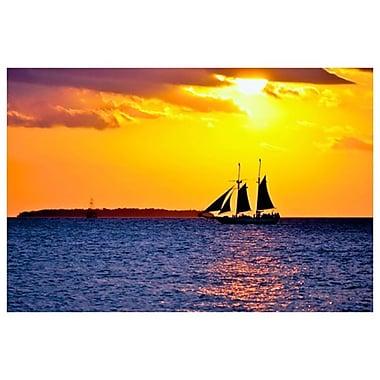 Majestic Sail by Garner, Canvas, 24