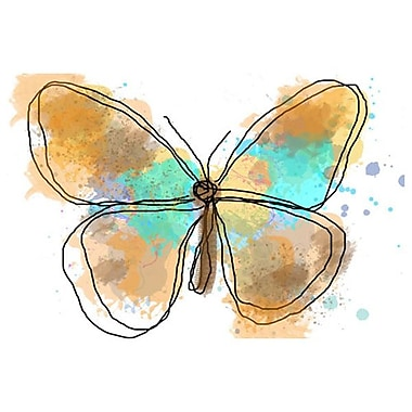 Butterfly 2 by Orlov, Canvas, 24