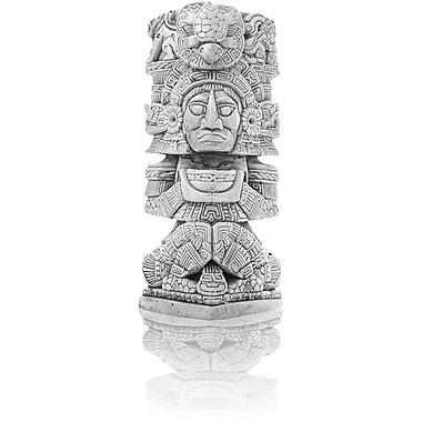 Antique Inca Statue, Stretched Canvas, 24