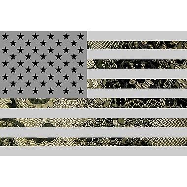 Grandeur américaine par SM Design, toile, 24 x 36 po