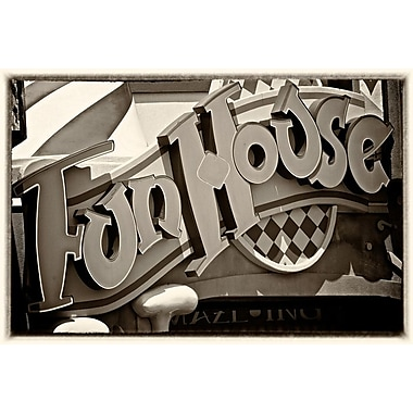 Fun House by Nelson, Canvas, 24