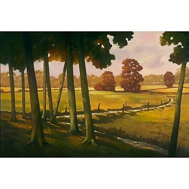 Lumière matinale I par Reynolds, toile, 24 x 36 po